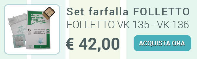 Set farfalla folletto